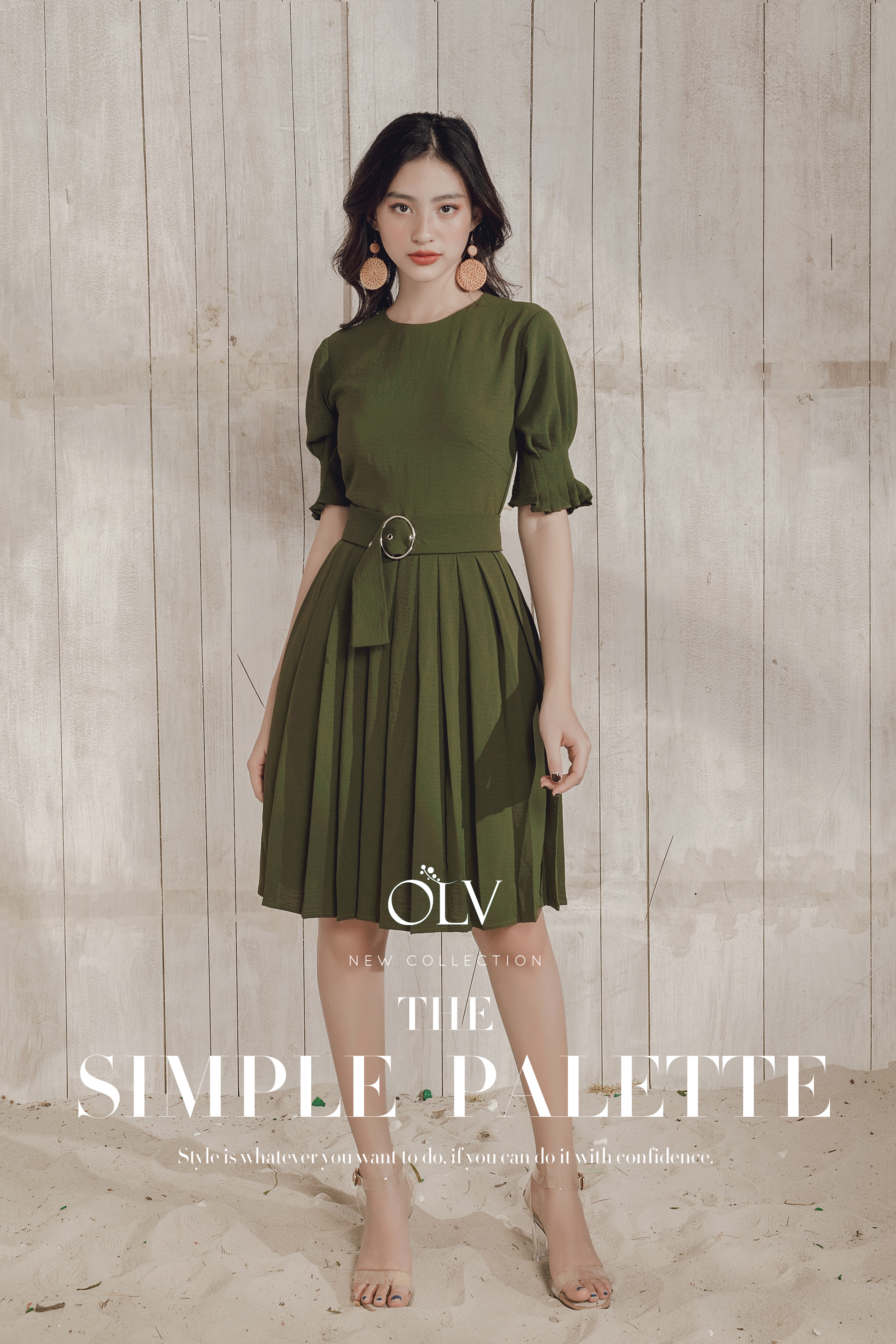 olv the simple palette