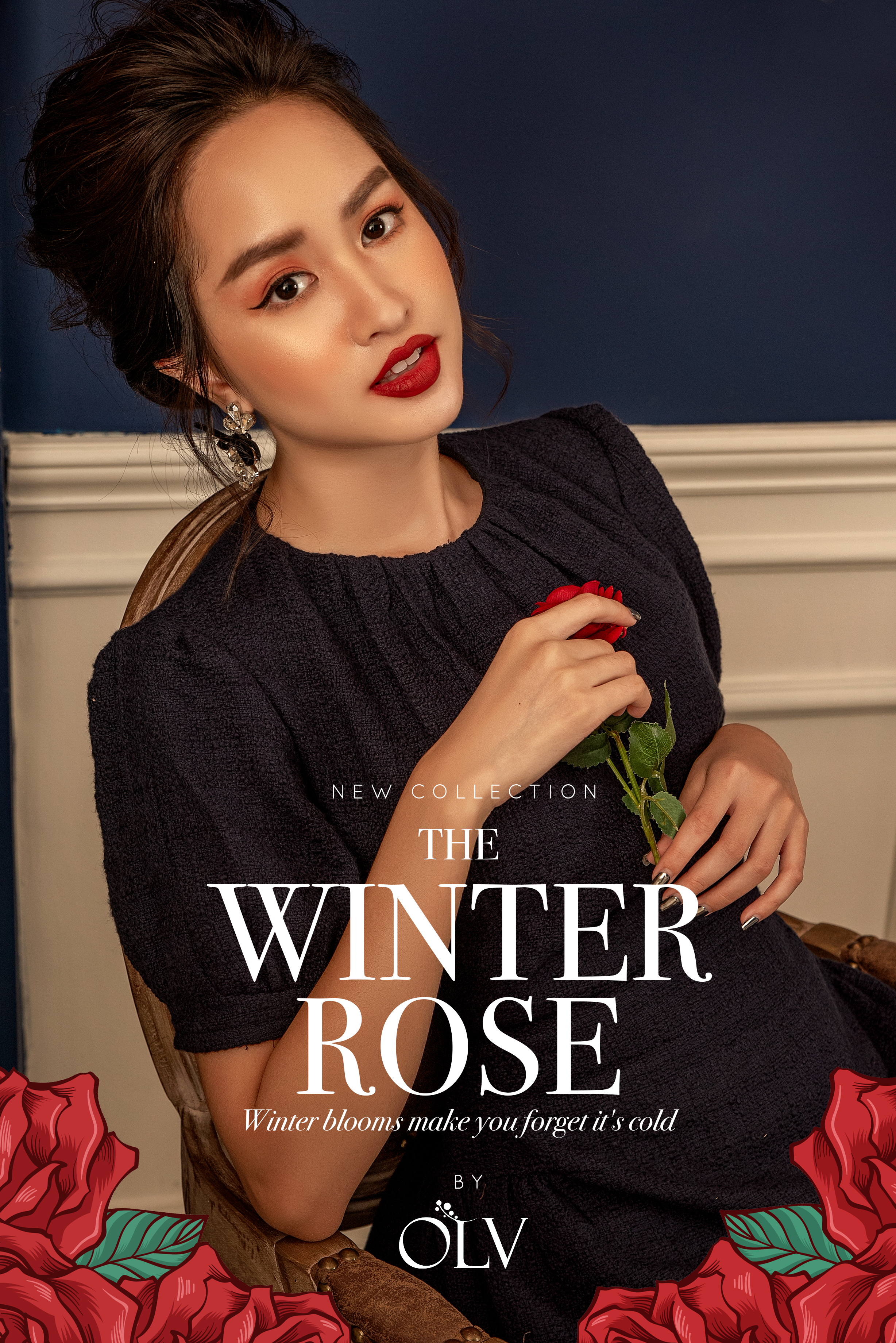 olv the winter rose