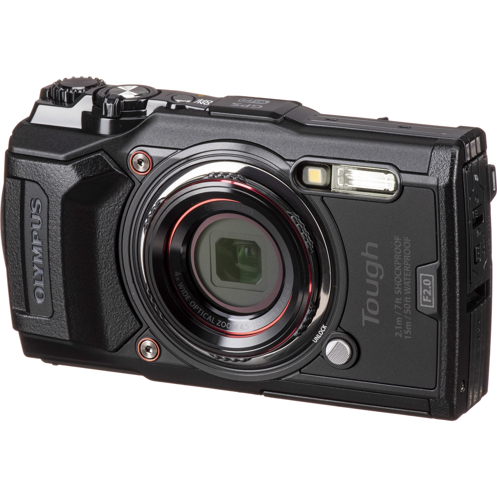 Olympus ra mắt Tough TG-6