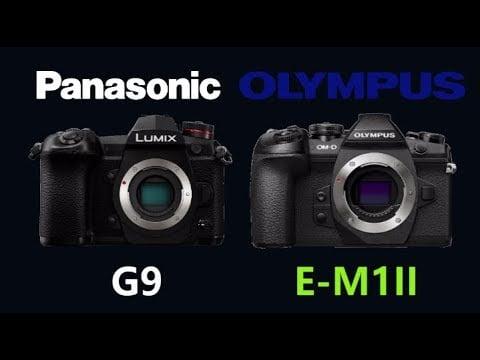 """National Geographic nói rằng Panasonic G9 và Olympus E-M1 Mark II nằm trong danh sách """"máy ảnh du lịch"""" tốt nhất bạn nên mua"""