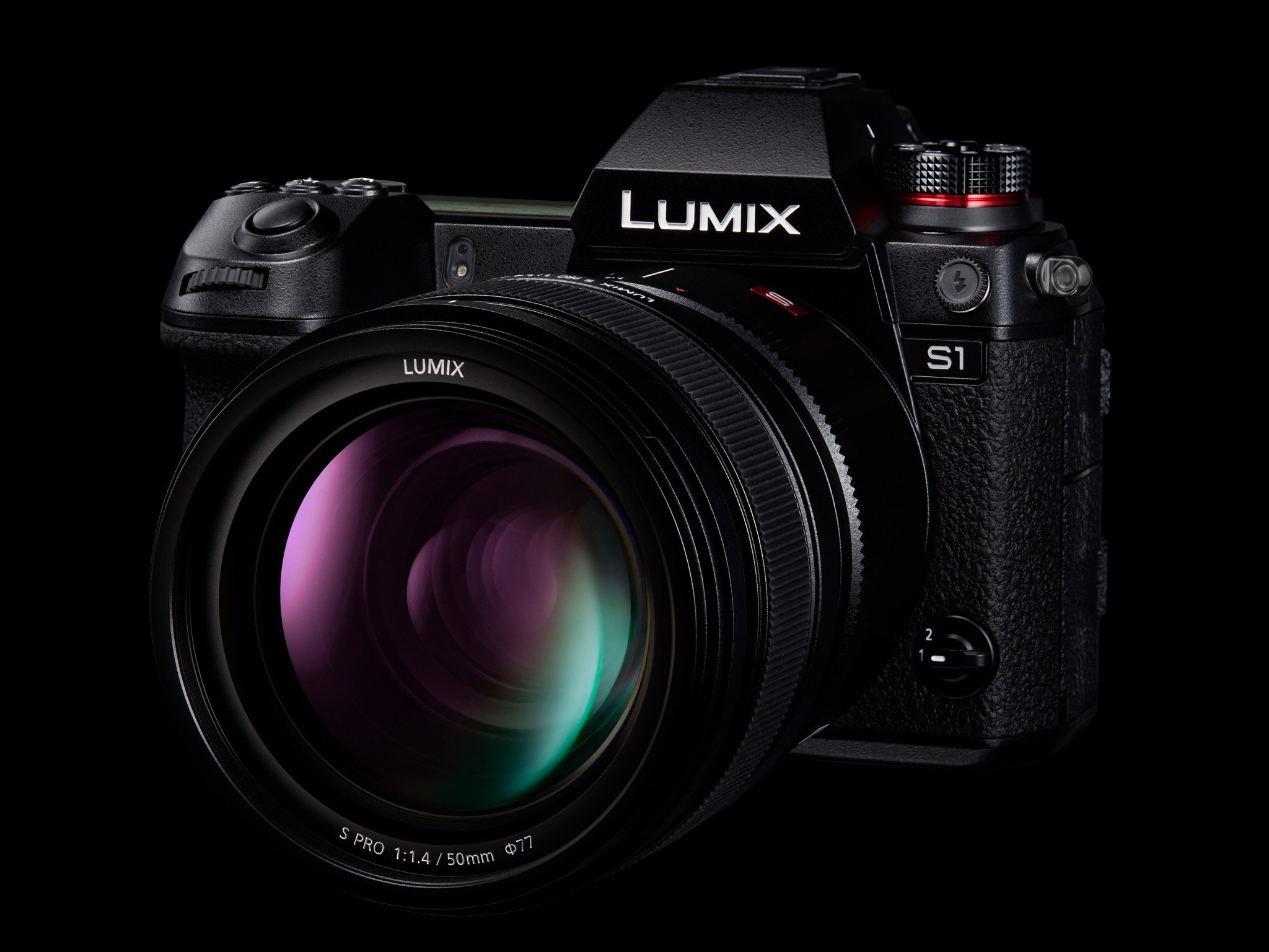 SO SÁNH PANASONIC LUMIX S1 VS S1R