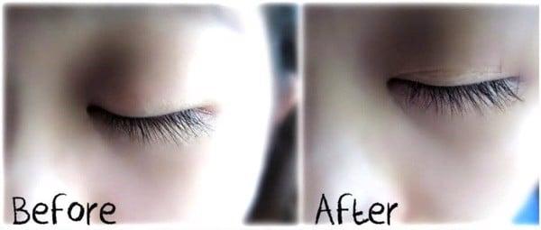 serum dưỡng mi DHC Eyelash Tonic có hiệu quả không