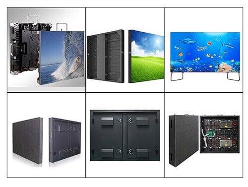 Cabinet màn hình led