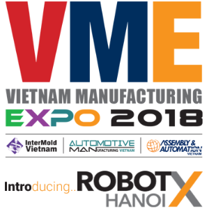 VME 2018 TO PROMOTE SMART MANUFACTURING
