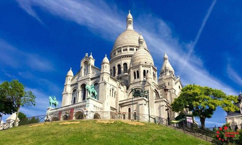 Vương cung thánh đường Sacré-Coeur