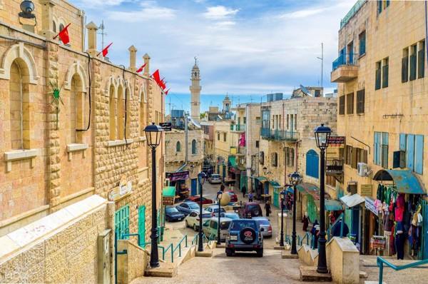 du lịch hành hương Israel