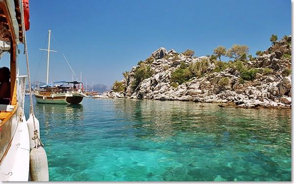 Địa điểm du lịch đẹp Thổ Nhĩ Kỳ