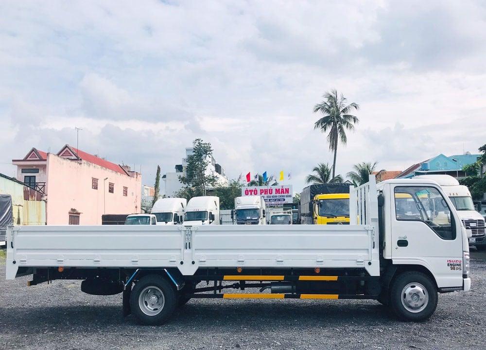 xe isuzu 1.9 tấn