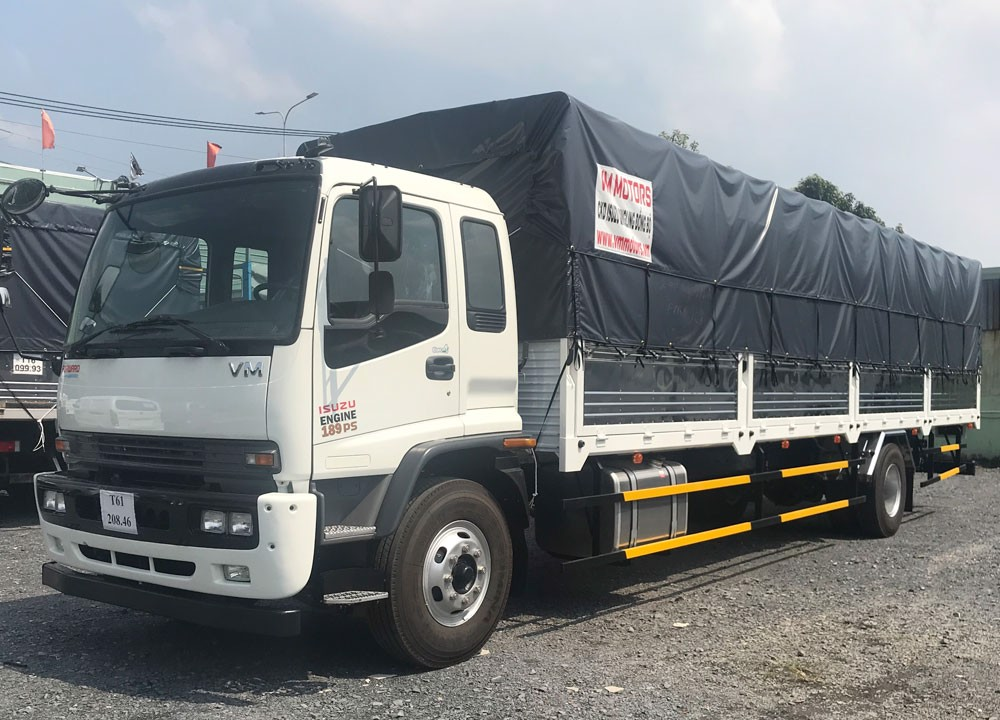 xe tải isuzu 7 tấn