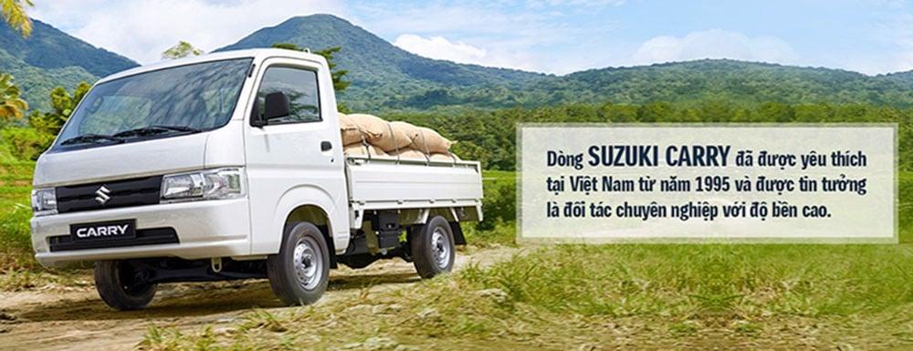 xe tải suzukli 750kg
