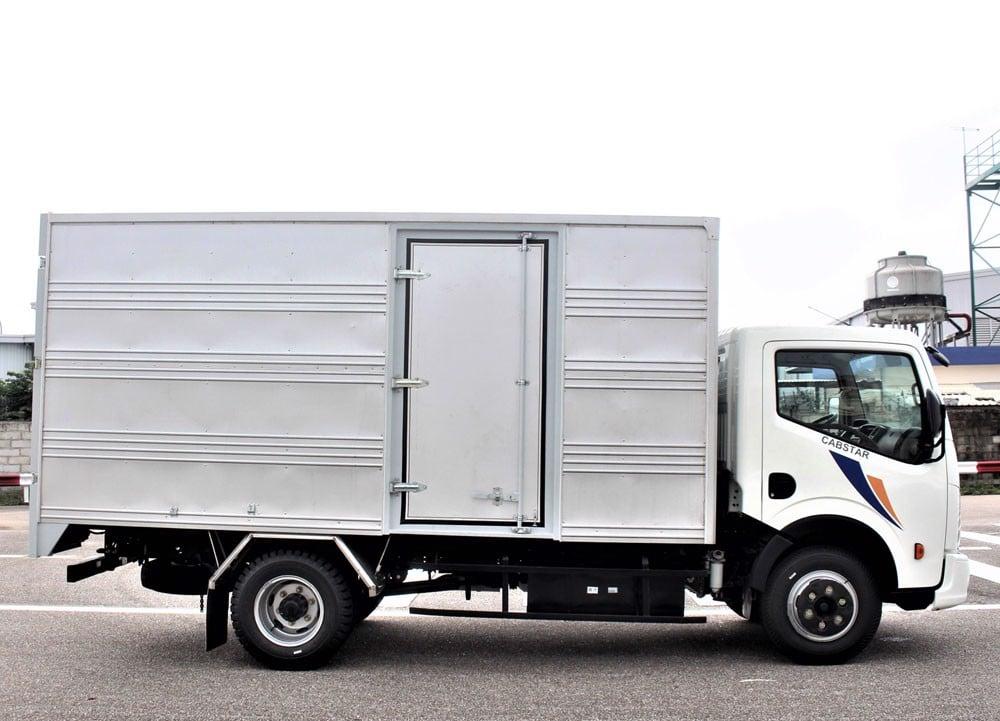 xe tải vinamotor