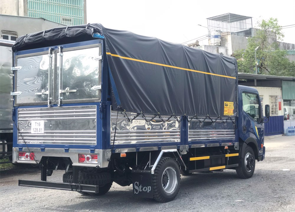xe tải nissan 3t5