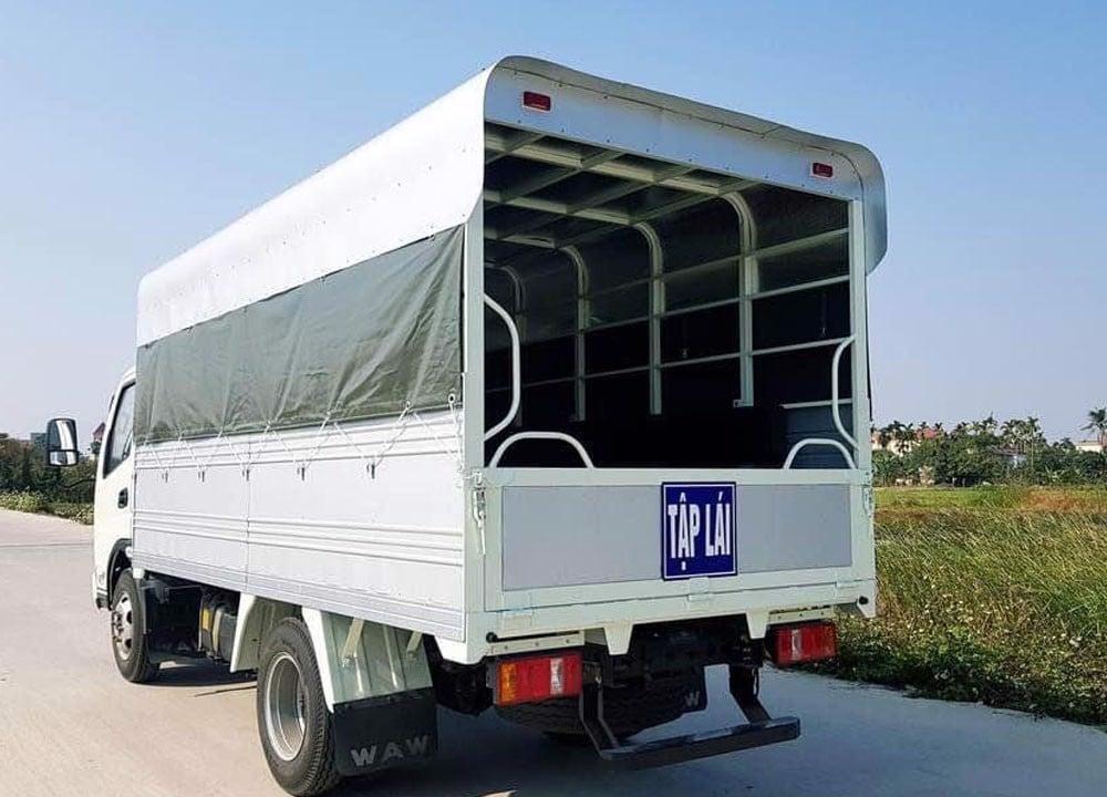 xe tải tập lái