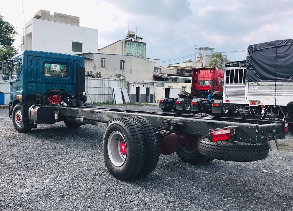xe tải veam 9 tấn
