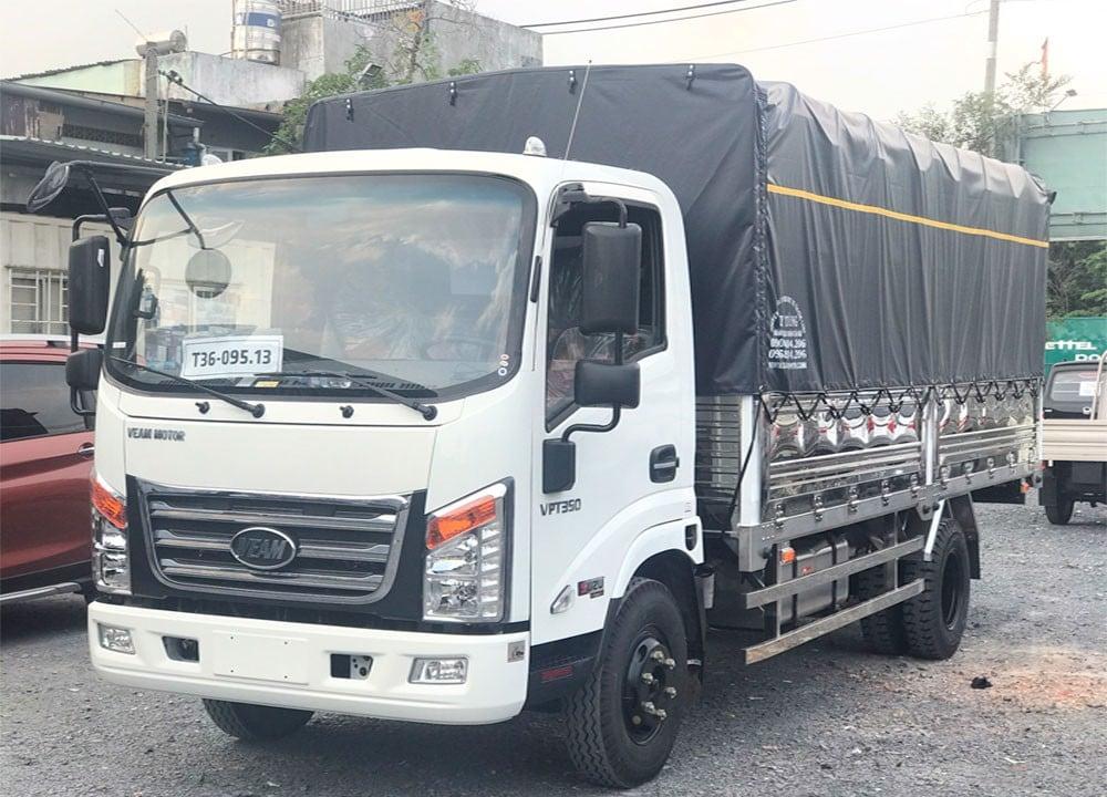 xe tải veam 3t5