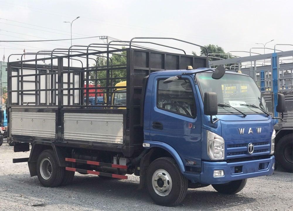 xe tải waw 6 tấn