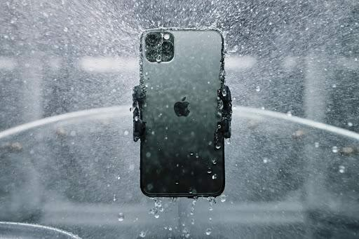 iPhone 11 Pro Max có thể chống nước