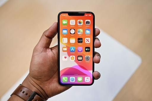 IOS 13 trên iPhone 11 Pro Max