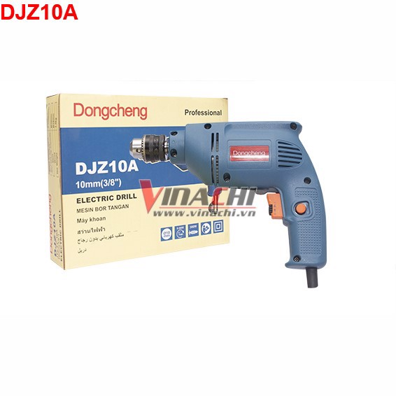 Máy khoan Dongcheng DJZ10A