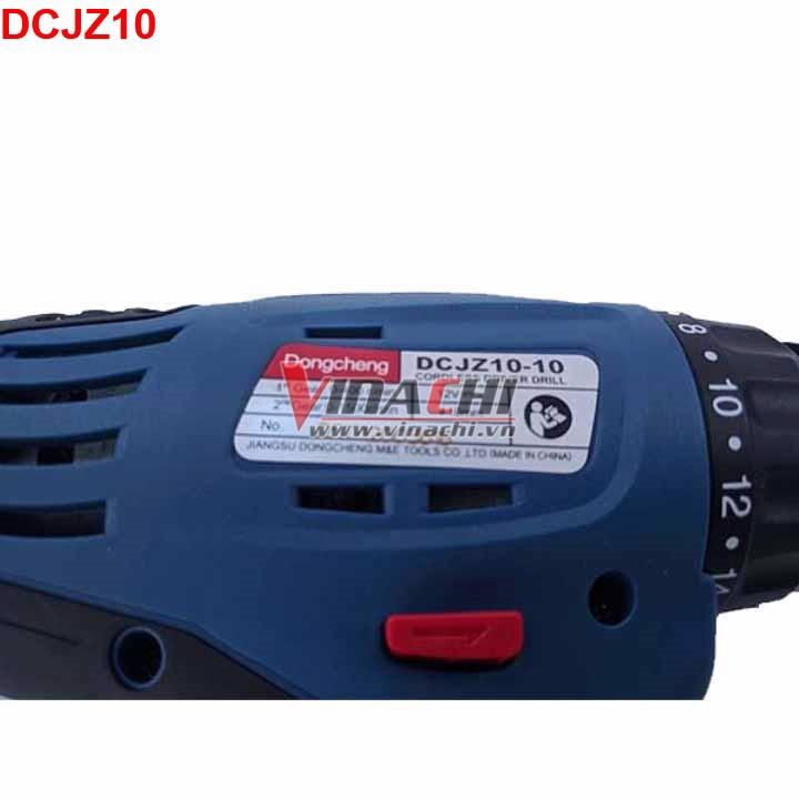 Máy khoan pin Dongcheng DCJZ10-10