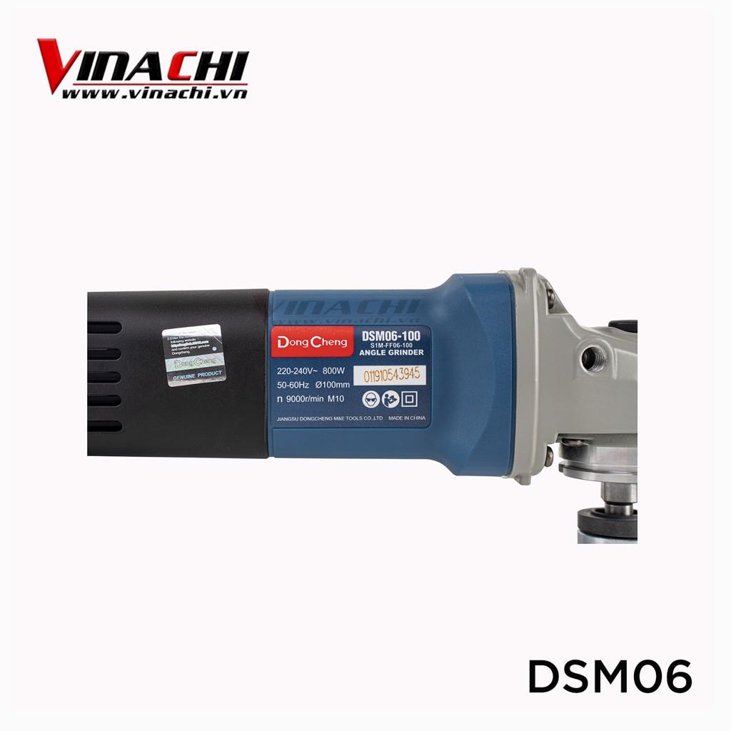 Máy mài góc Dongcheng DSM06-100