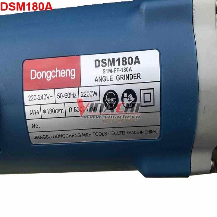 Máy Mài góc Dongcheng DSM 180A