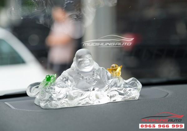 Phật A Di Lặc trang trí ô tô cao cấp 01