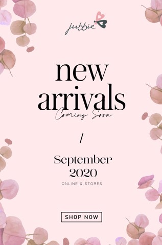 NEW ARRIVALS 09 - 2020 [ COMING SOON ]