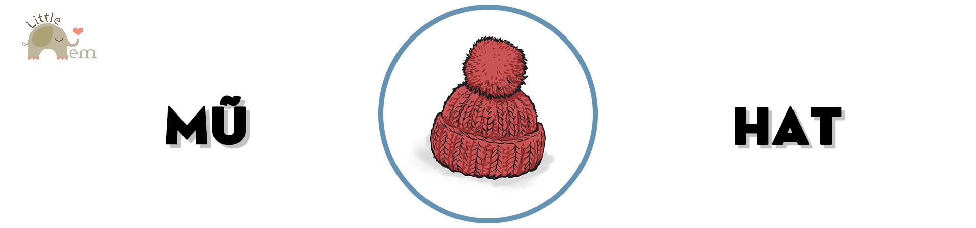 Mũ - khăn - găng