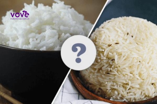 Sự khác biệt giữa gạo Ấn Độ với gạo trắng Việt Nam