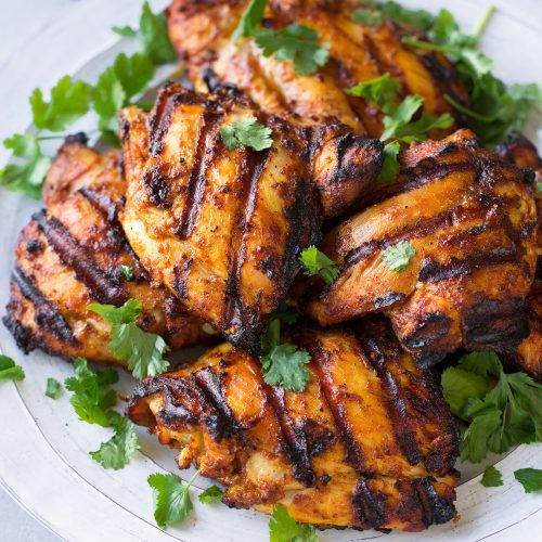 Gà nướng Tandoori bằng lò nướng tại nhà