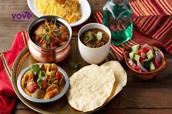 Văn hóa ẩm thực Ấn Độ và những đặc trưng riêng biệt