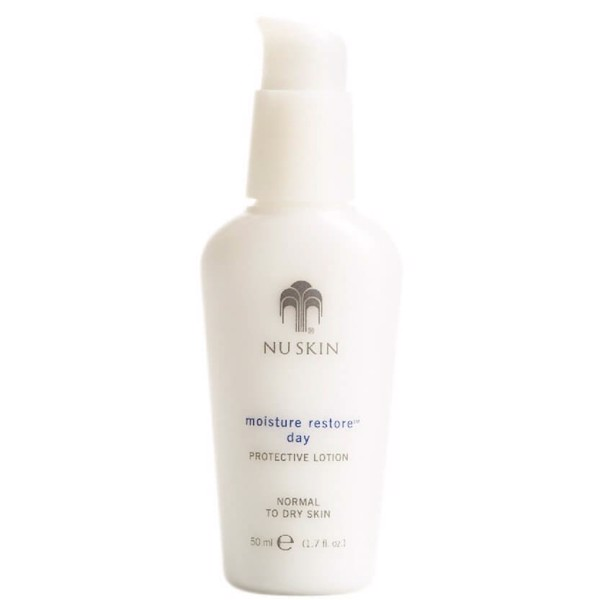 moisture restore day protective lotion spf 15