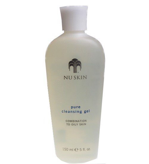 pure cleansing gel nuskin