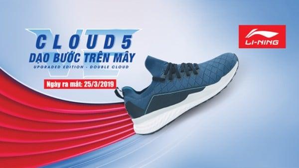 """""""Siêu giày"""" Cloud 5 chính thức ra mắt ngày 25/3/2019."""