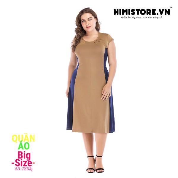 váy cho người béo big size