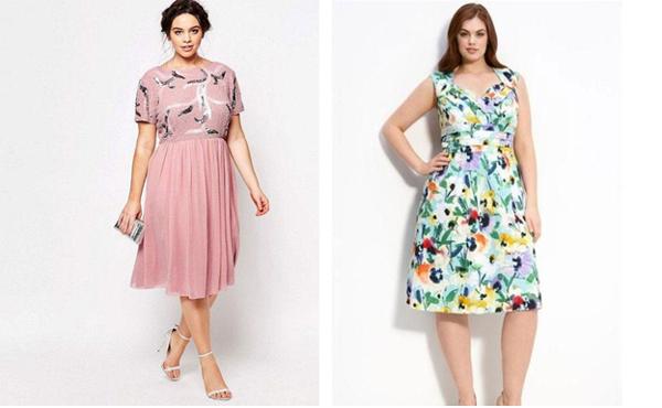váy cho người mập