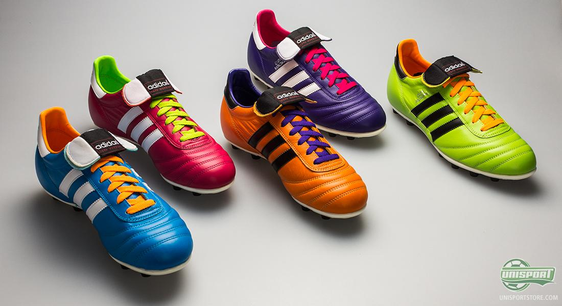Adidas Copa, mẫu giày đá bóng bảo vệ chân tốt nhất trong tất cả các dòng của Adidas