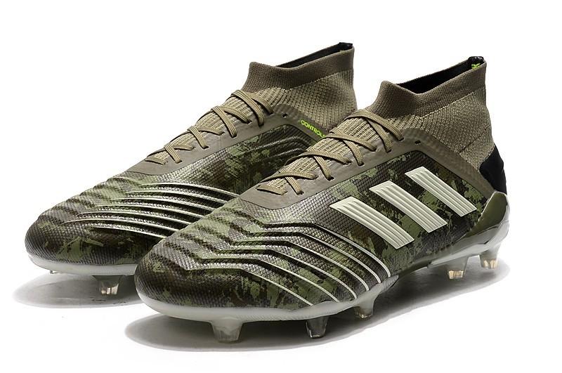 Adidas Predator, bước đột phá trong thiết kế và vật liệu