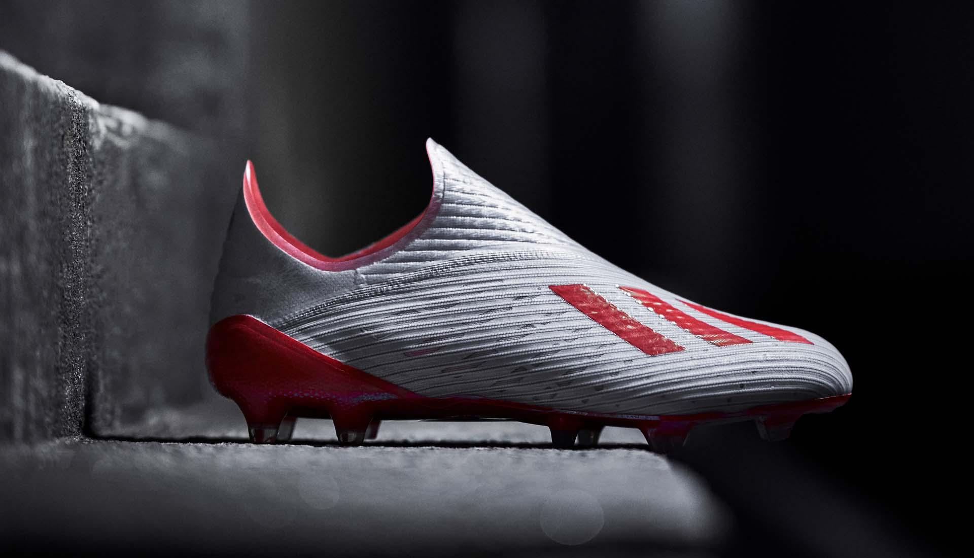 Adidas X đứng vị trí thứ 2 với 75 cầu thủ tin dùng