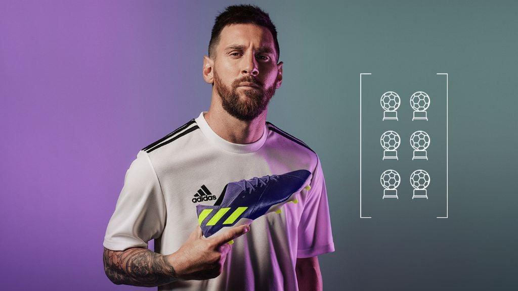 """Bộ sưu tập những mẫu giày đá bóng từng cùng Messi """"chinh chiến"""""""