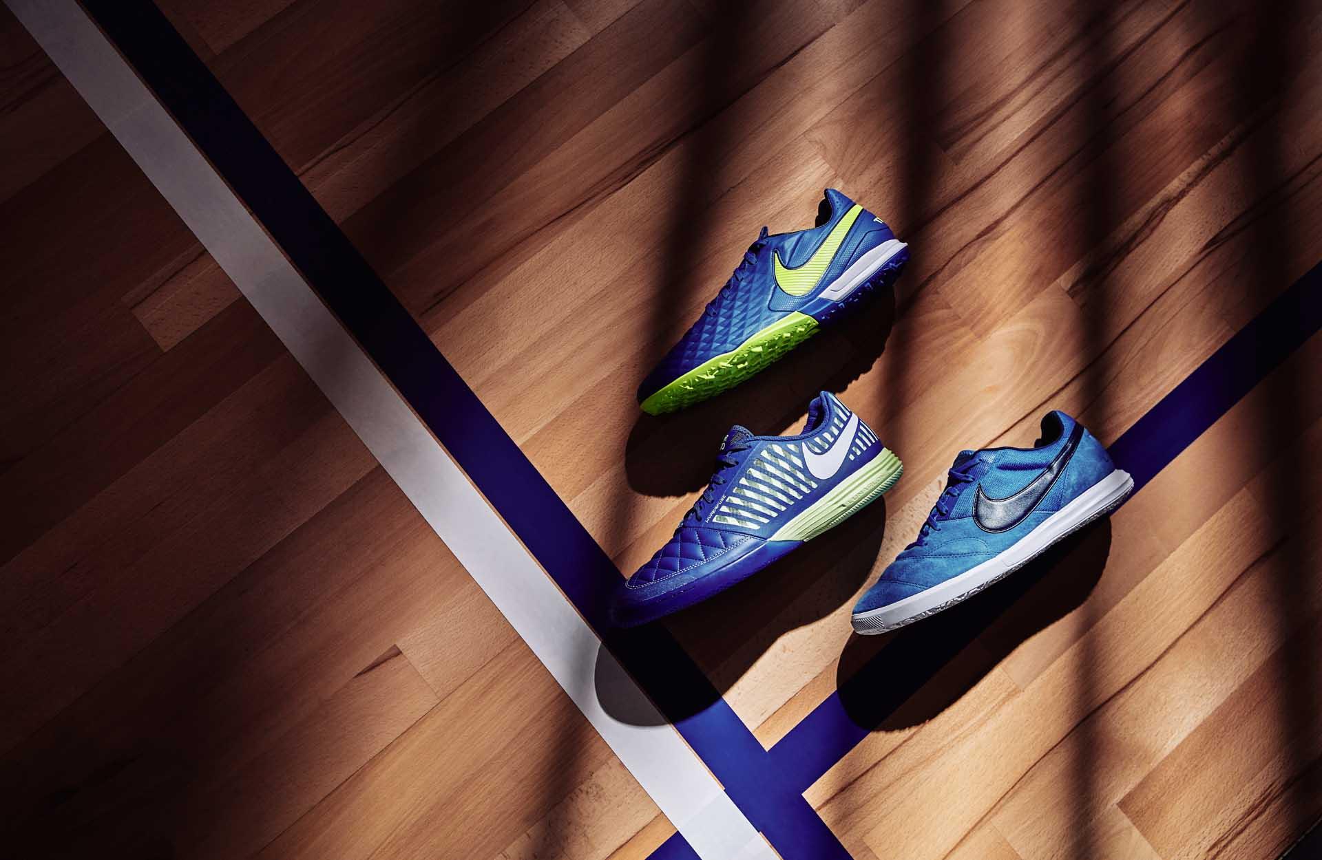 Top 5 mẫu giày Futsal đế bằng đáng mua nhất từ thương hiệu Nike