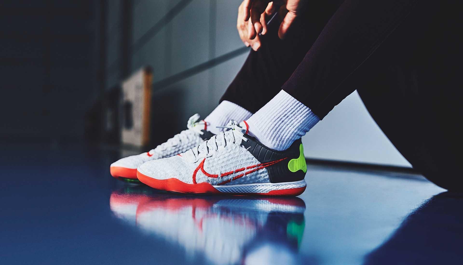 Nike React Gato, sự sáng tạo mang lại hiệu suất thi đấu vượt trội