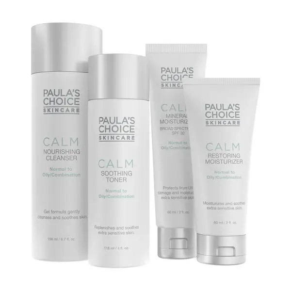 Calm Basic Kit For Normal To Oily gồm những gì?