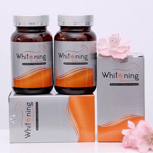 Whitening Melanin 500 mua bán ở đâu Hà Nội, Hồ Chí Minh chính hãng, giá rẻ nhất
