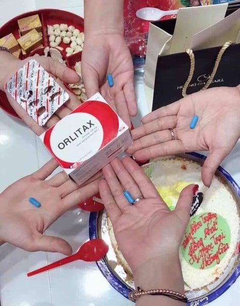Thuốc ORLITAX 120mg (Orlistat) giảm cân