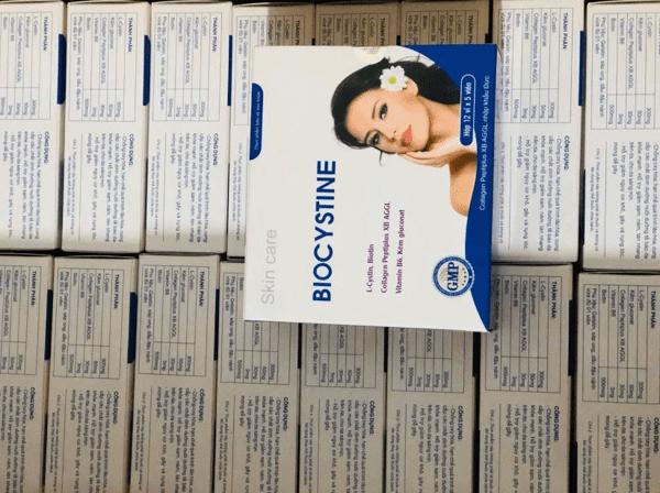 Biocystine mua bán ở đâu Hà Nội, Hồ Chí Minh chính hãng, giá rẻ nhất
