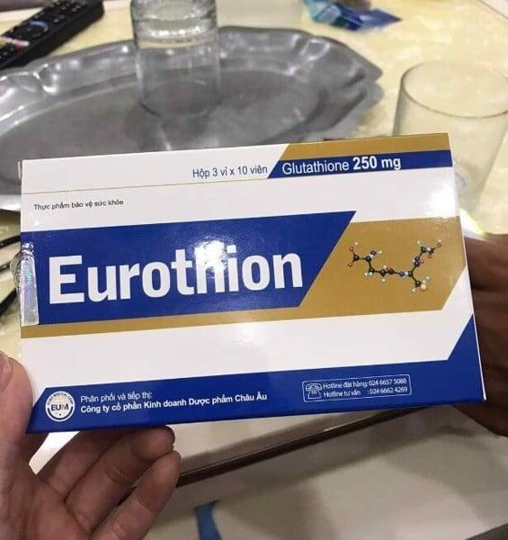 Mua thuốc Eurothion ở đâu Hà Nội, Hồ Chí Minh