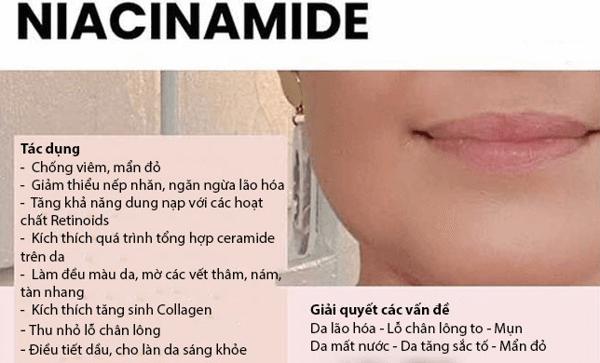 Niaciminade là gì