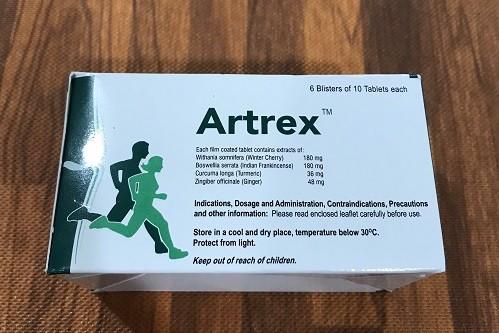 Thuốc Artrex có tốt không